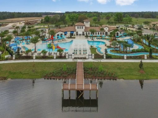 """Windsor At Westside Resort <br><label style=""""color:red;font-size:0.6em;"""">From $335.990</label><br><label style=""""font-size:13px;"""">Offers four to nine bedrooms, three-and-a-half to six bathrooms, and 2,102 to 4,398 square feet of living space.</label><br><span style=""""font-size: 16px; font-weight: bold;"""">More Information</span>"""